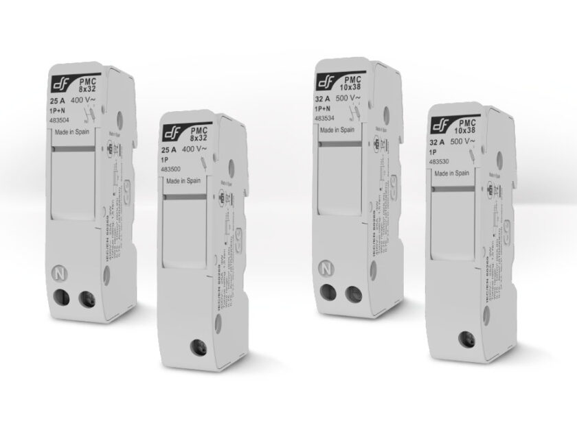 PMC Compact modular fuse holders