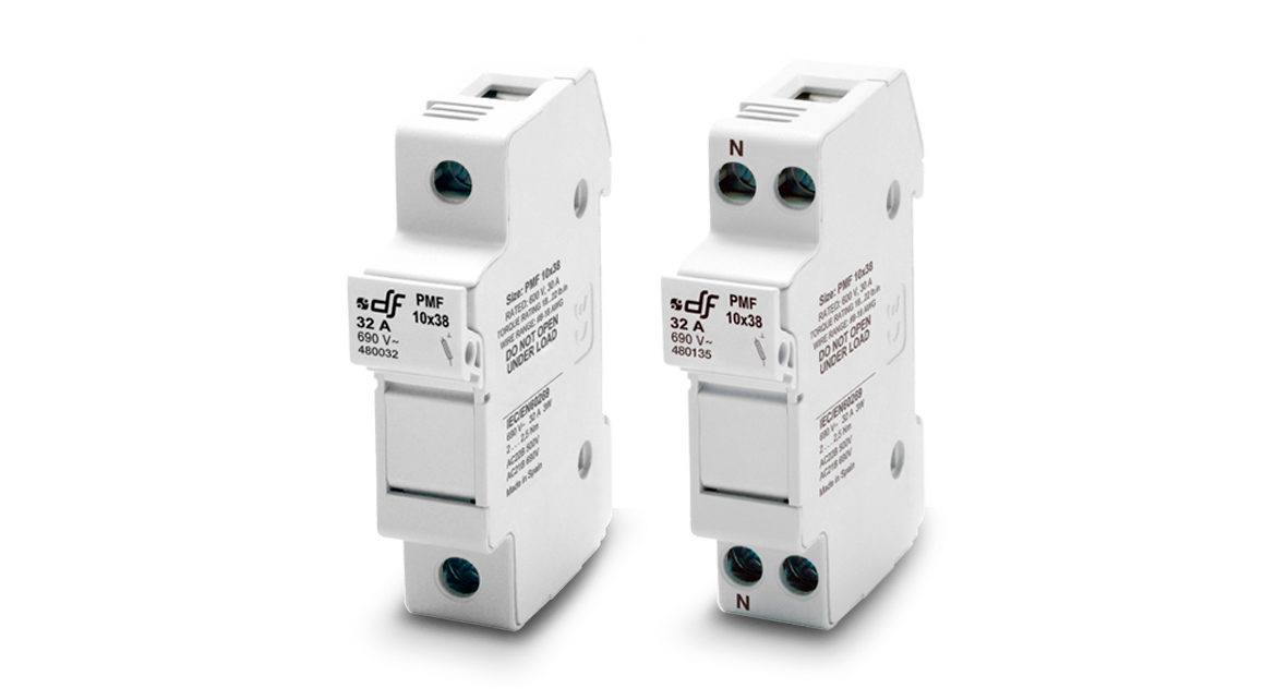 pmf modular fuse holders df electric