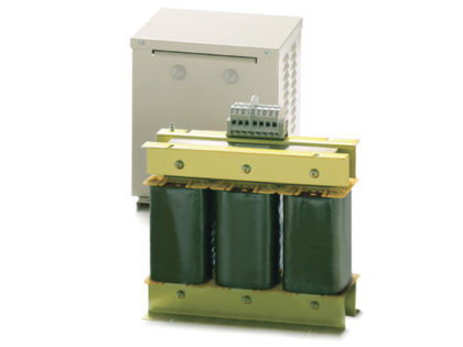 Three-phase autotransformers