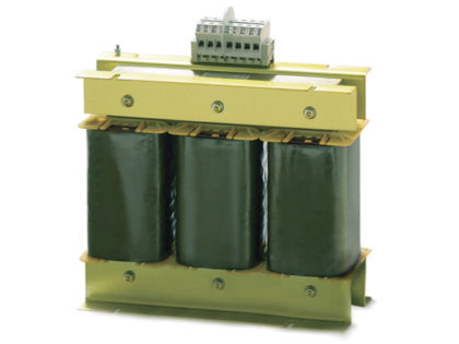 Three-phase transformers