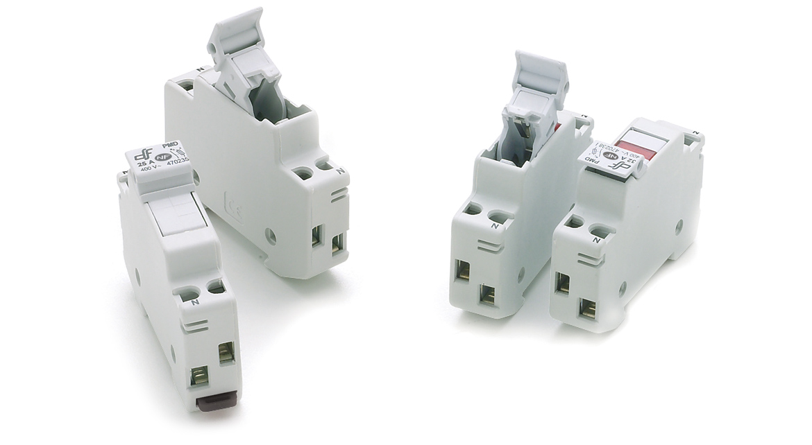 Domestic fuse holders