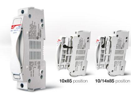 PML 10×85 | 10/14×85 1500V DC fuse holders