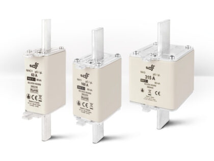 Fusibles NH gG/gL & gS 800V AC